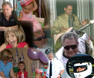 John Tenney .com collage of John Will Tenney