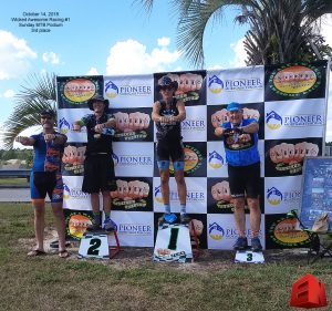 Oct 14 WAR#1 MTB Podium